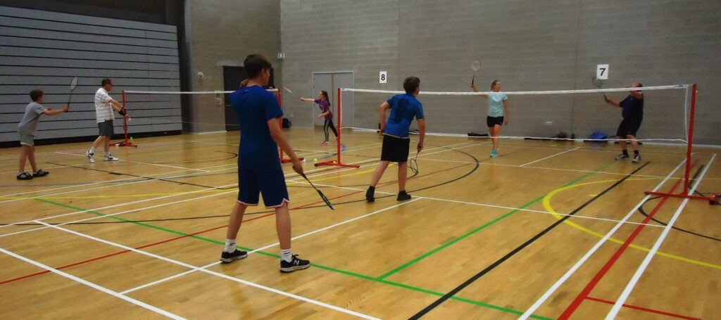 Recent No-Strings session at Huddersfield Leisure Centre